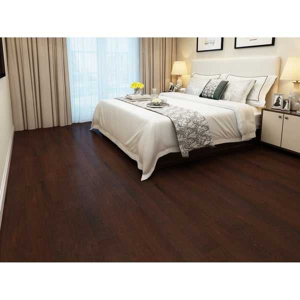 Kahlua Finish Engineered Birch Wood Flooring (19.69 Sq. Ft/Carton)