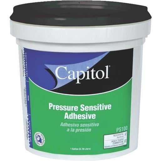 Q.E.P./Roberts 1Gal Press Sens Adhesive PS100-G Unit: EACH